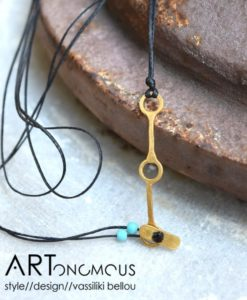 charm bracelet Mary Gaitani artonomous