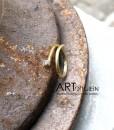 Δαχτυλίδι από τη συλλογή Smile της Κατερίνας Χρυσόγλου