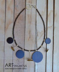 statement necklace Chrysoglou artonomous