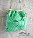 υφασμάτινη τσάντα με αλυσίδα Sweetcase Artonomous