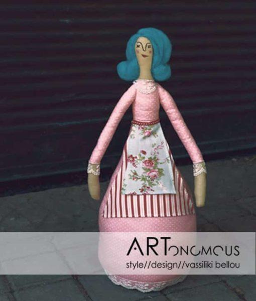 door stop doll artonomous