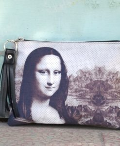 lacrimosa design Gioconda clutch