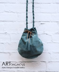 suede leather pouch Vinge Project artonomous