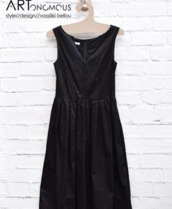 black dress helmi artonomous