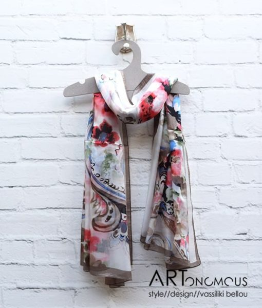 silk scarf artonomous