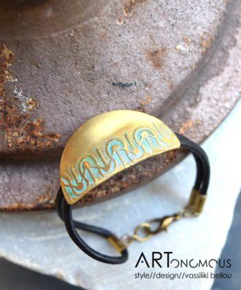 silver bracelet dedonaki artonomous