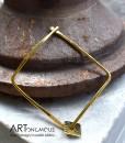 square charm bracelet artonomous