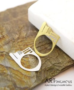 Greek style rings victoria artonomous