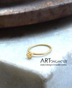 diamond ring atelier errikos artonomous