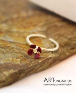 flower ring Anyfantis artonomous