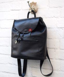 Leather Backpack Artonomous 1