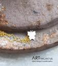 silver butterfly pendant artonomous