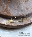 handmade pearl brooch  artonomous