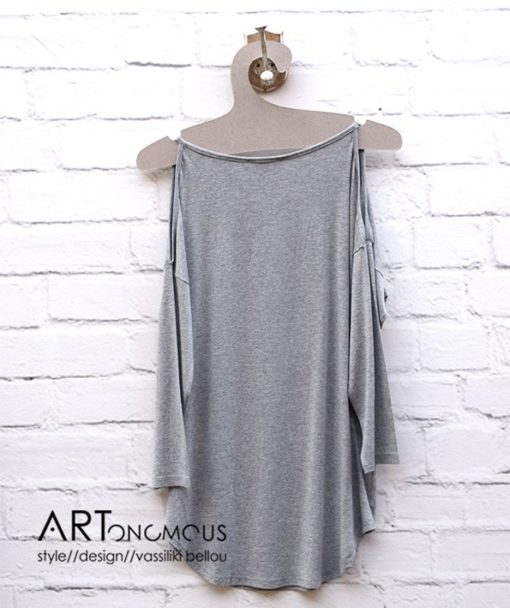 shoulder cut top Free Style ARTonomous