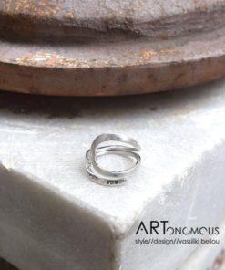 silver ring chrysoglou artonomous