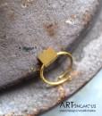 square silver ring tsaprali artonomous