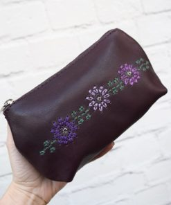 Leather Pouch Artonomous 1