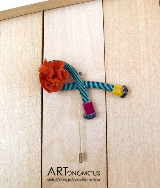 handmade brooch rahil artonomous