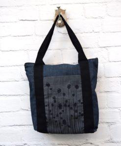 Shoulder Denim Bag Artonomou3