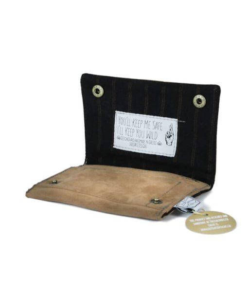 Πορτοφόλι με δερματίνη Πούρο 002132 WV01 (2)