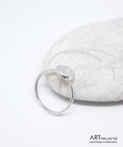 Ασημένιο δαχτυλίδι 002147 (2)