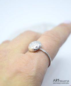 Ασημένιο δαχτυλίδι 002150 (3)