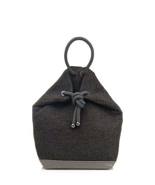 τσάντα Tweed δέρμα Redo Artonomous 1
