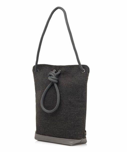 τσάντα Tweed δέρμα Redo Artonomous 3