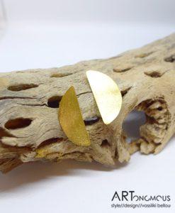 Επίχρυσα σκουλαρίκια ημικύκλιο 002227a (2)