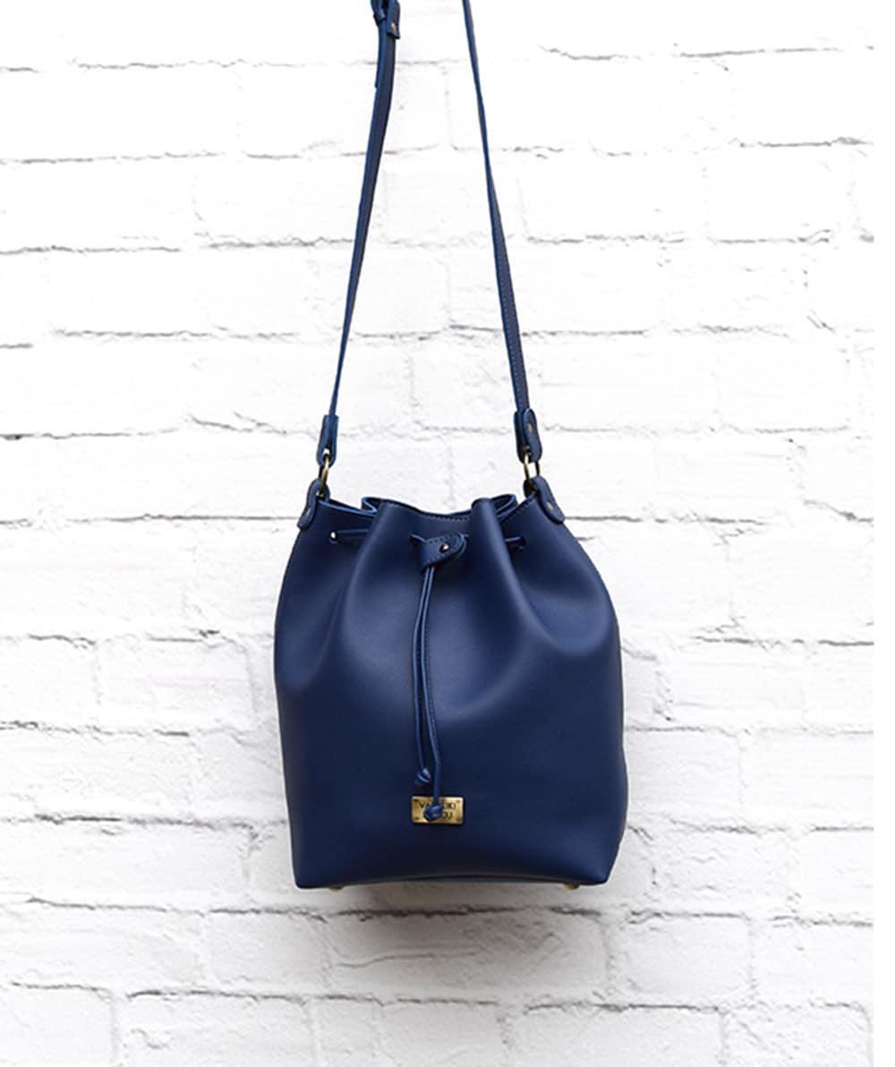 Χιαστί τσάντα - Μπλε Vasiliki Bellou - ARTonomous    Style    Design e3097202875