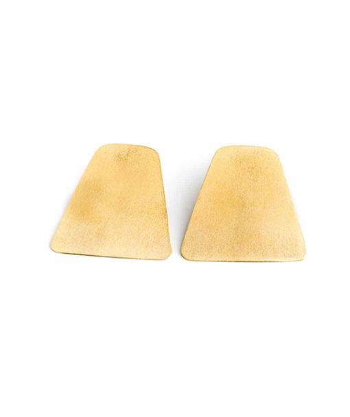 Επίχρυσα σκουλαρίκια ορθογώνιο 002229a (1)