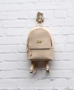 Τσάντα Πλάτης Εκρού 002291a (2)
