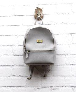 τσάντα πλάτης γκρι Artonomous 1