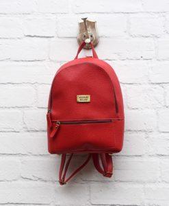 Τσάντα Πλάτης Κόκκινο 002295a (2)