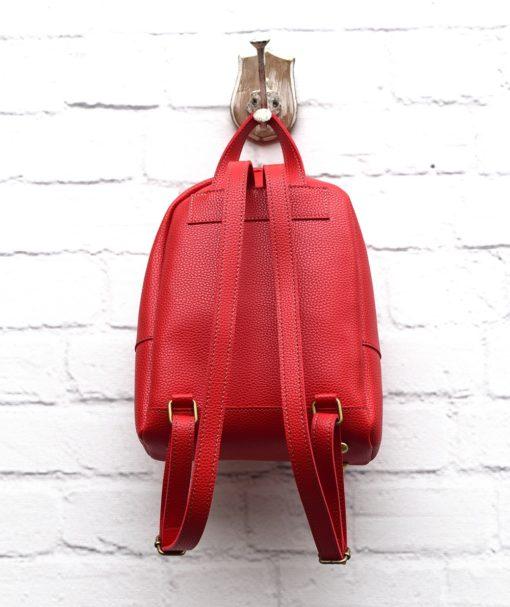 Τσάντα Πλάτης Κόκκινο 002295a (5)