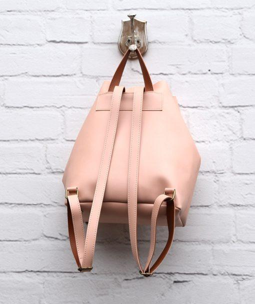 Τσάντα Πλάτης Ροζ 002302a (5)