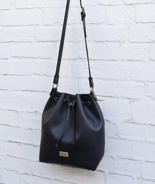 Χιαστί τσάντα Μαύρο 002369a (3)