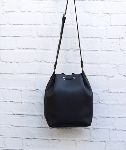 Χιαστί τσάντα Μαύρο 002369a (4)