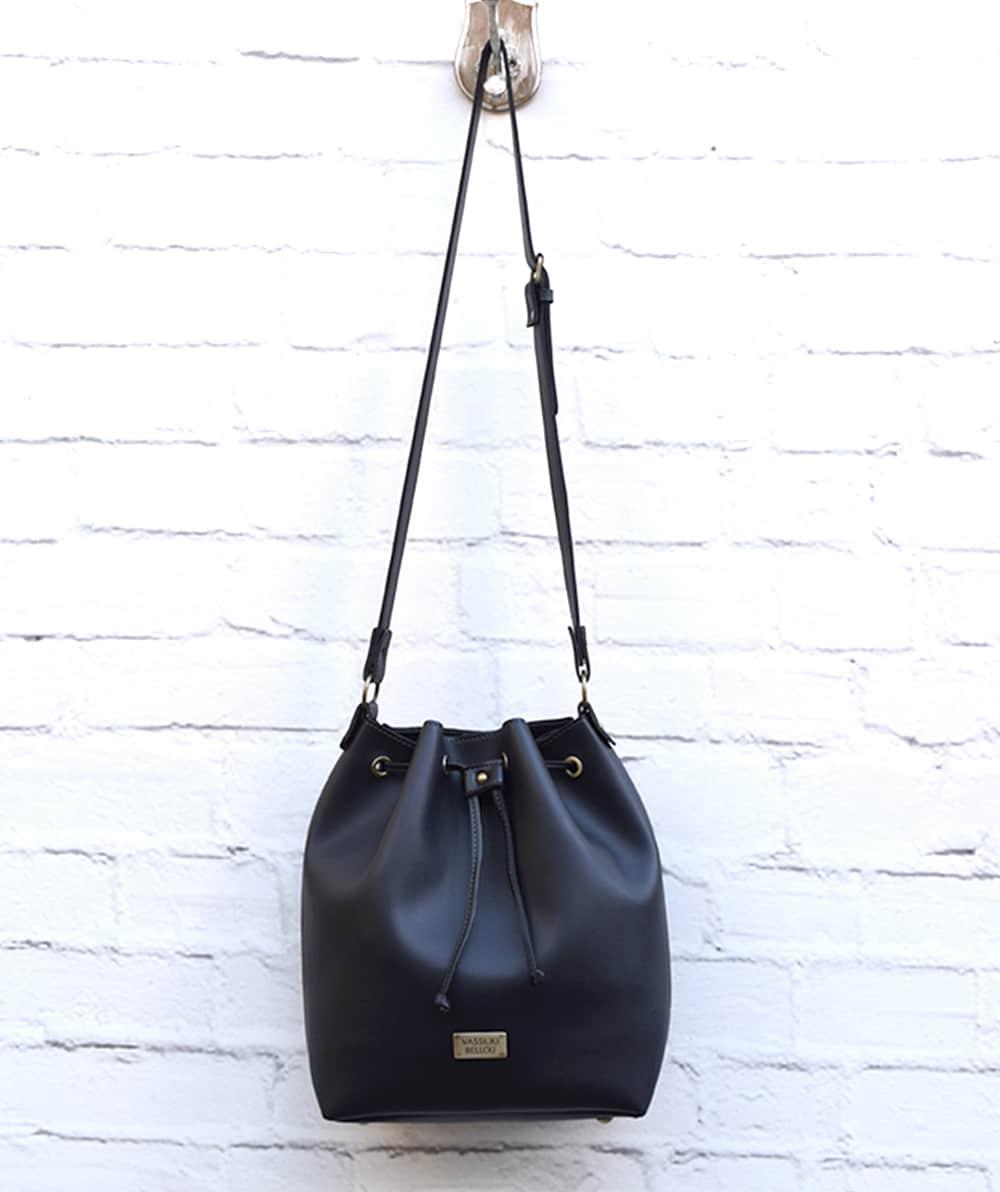 Χιαστί τσάντα - Μαύρο - ARTonomous    Style    Design 162d055e540
