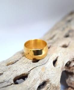 Επίχρυσο δαχτυλίδι 002402a