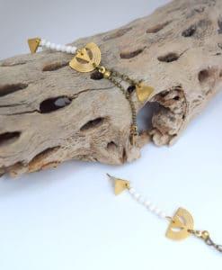 Μακριά έθνικ σκουλαρίκια με ημιπολύτικες πέτρες 002431a (3)