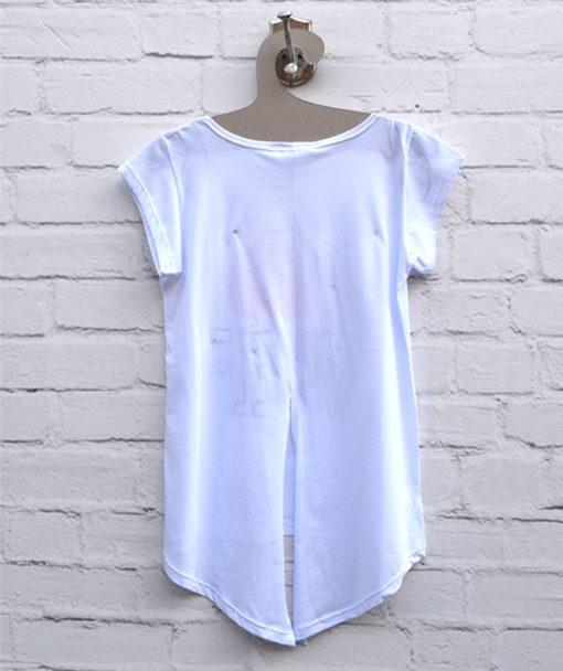 Μπλούζα λευκή με καρδιά 002394a (3)