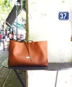 Τσάντα ώμου Shopping Bag Ταμπά 002467a (4)