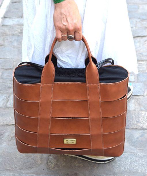 Τσάντα Shopper Ταμπά 002474a (2)