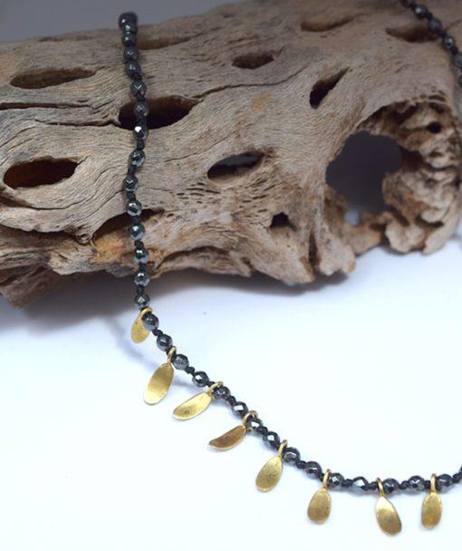 Κρεμαστό με ασήμι & μαργαριτάρια 002550a (2)