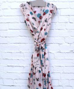 Poeta Floral Dress Artonomous