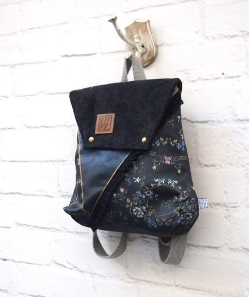 Backpack Black Bag Lazydayz Artonomous 2