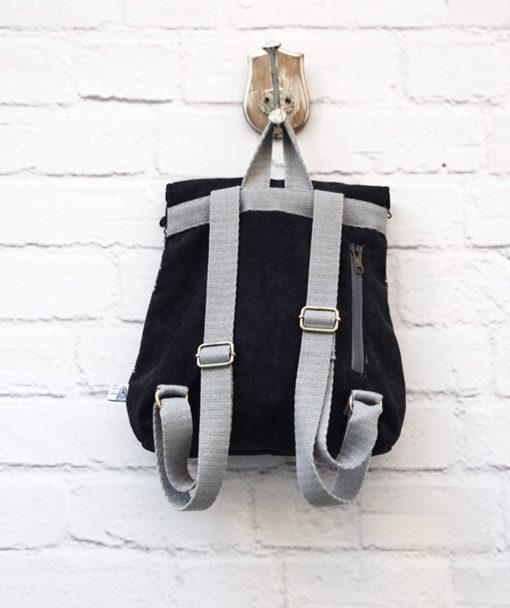 Backpack Black Bag Lazydayz Artonomous 3