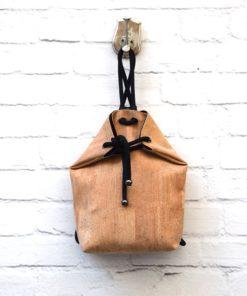 Backpack Cork Black Redo Artonomous 1