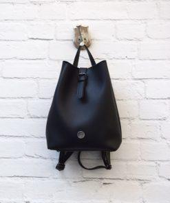 Black Backpack Vasilikibellou Artonomous 1
